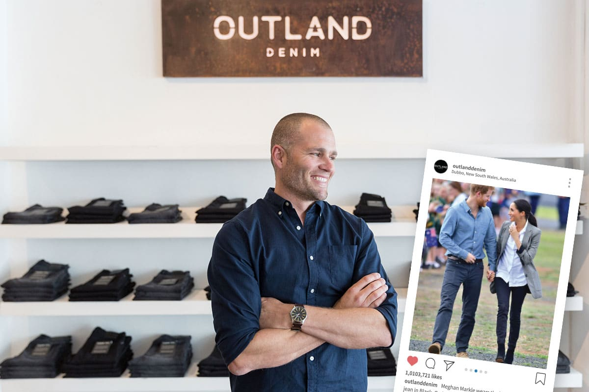 Outland Denim x Telltale Stories