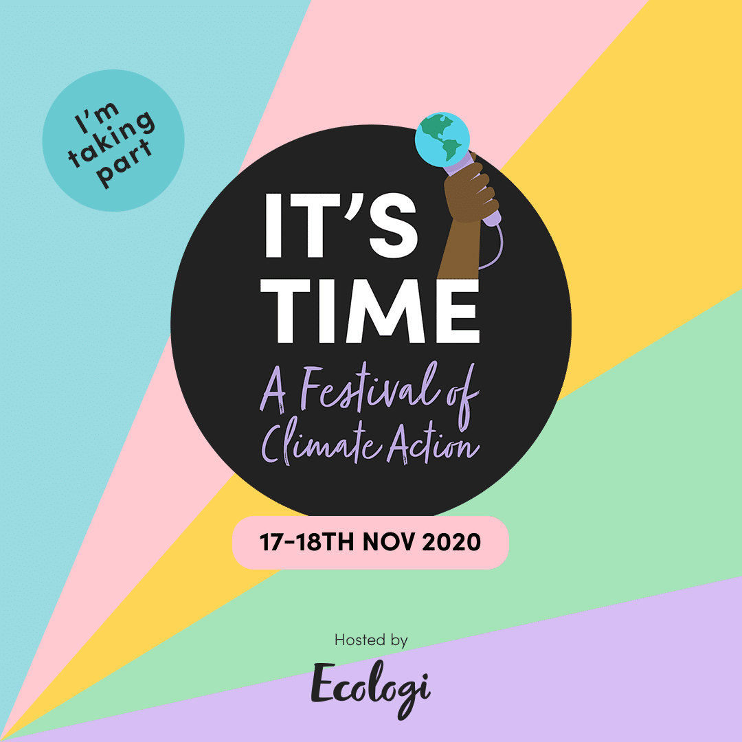 It's Time Climate Festival x Telltale Research